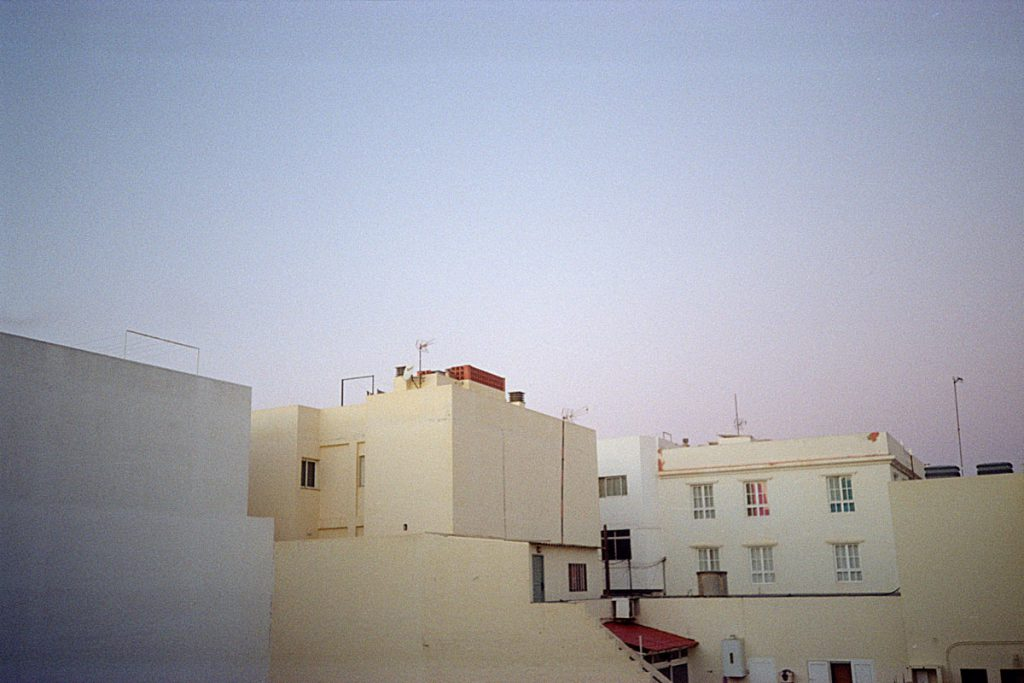 HOUSES IN FUERTE ANALOG PHOTO
