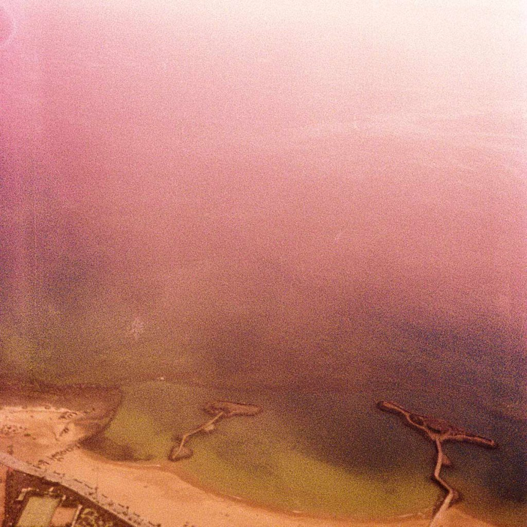 PINK SEA ANALOG PHOTO